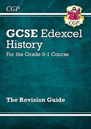 CGP Books GCSE History Edexcel Revision Guide