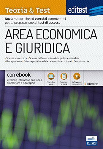 AA. VV. EdiTEST. Area economica e giuridica.