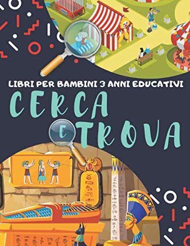 Pixa libri Cerca e Trova: Libri per bambini 3