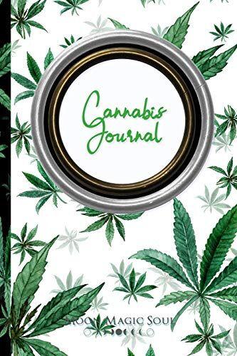 Moon Magic Soul Cannabis Journal: Alternative