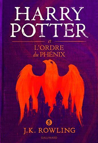 J. K. Rowling Harry Potter Et L'ordre Du