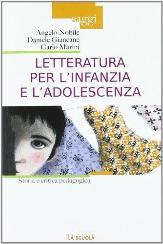 Daniele Giancane Letteratura per l'infanzia e