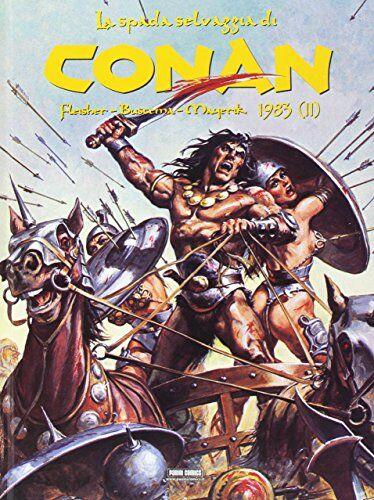 John Buscema La spada selvaggia di Conan