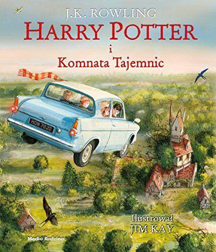 J. K. Rowling Harry Potter i komnata tajemnic