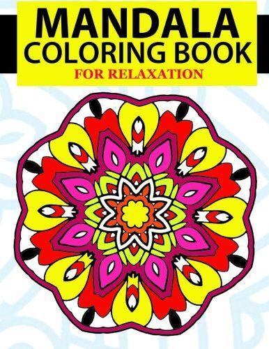 Mandala Coloring Book Mandala Meditation