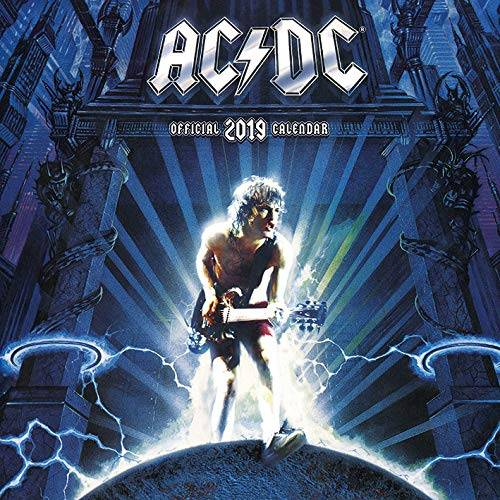 Pyramid AC/DC Officially Licensed 2019 Square