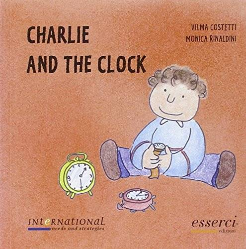 Vilma Costetti Charlie and the clock