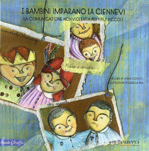 Vilma Costetti I bambini imparano la Ciennevi.