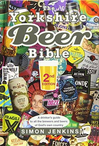 Simon Jenkins The Yorkshire Beer Bible -