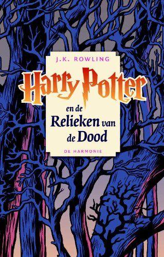 J.K. Rowling Harry Potter en de relieken van