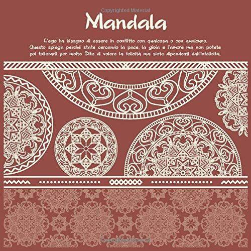 Vittoria Santoro Mandala - L'ego ha bisogno di