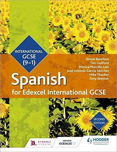 Simon Barefoot Edexcel International GCSE