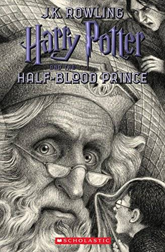 J. K. Rowling Harry Potter and the Half-blood
