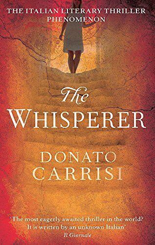 Donato Carrisi The Whisperer ISBN:9780349123448