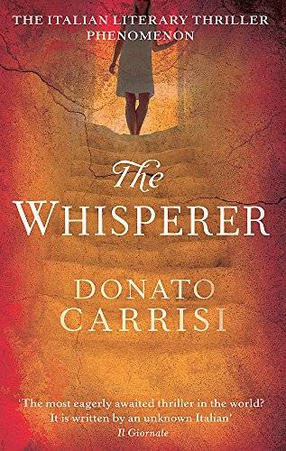 Donato Carrisi The Whisperer ISBN:9780349123448