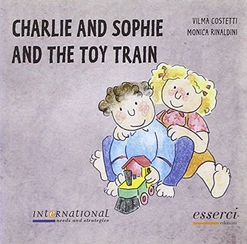 Vilma Costetti Charlie and Sophie and the toy