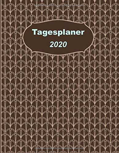 Published by lazyaki Tagesplaner 2020: