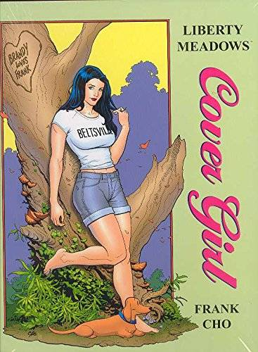 Liberty Meadows: Cover Girl ISBN:9781582406404
