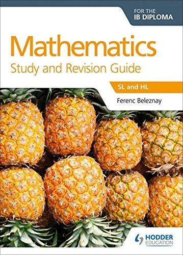 Ferenc Beleznay Mathematics Study & Revision