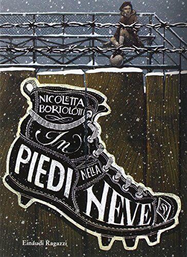 Nicoletta Bortolotti In piedi nella neve