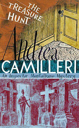 Andrea Camilleri The Treasure Hunt: The