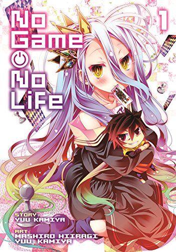 Yuu Kamiya No Game, No Life 1 ISBN:9781626920798