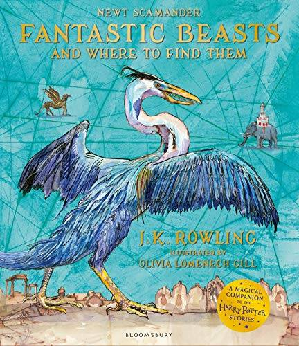 J.K. Rowling Fantastic Beasts and Where to