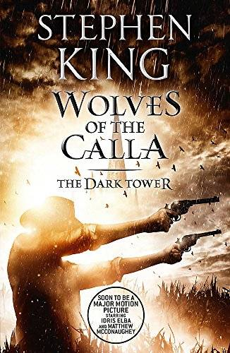Stephen King The Dark Tower 5. The Wolves of