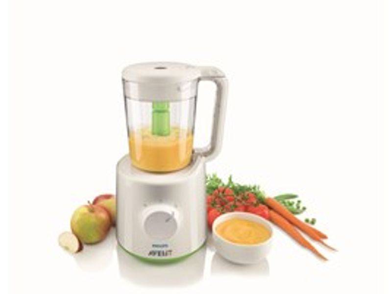 Philips Frullatore Easy Pappa 2 In 1