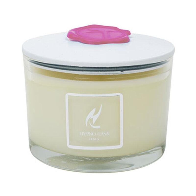 hypno casa candela profumata 140 gr fiori di magnolia