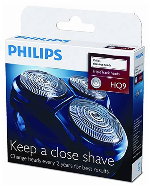 Philips Confezione 3 testine Speed Excell HQ9