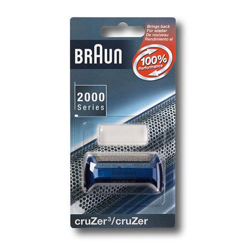 Braun LAMINE CORNICE BLU 2000 Series