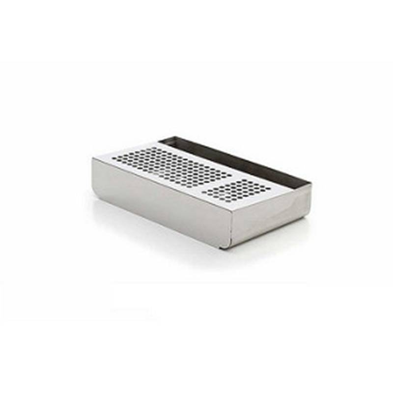Lelit PL110 Lelit - Kit copri + bacinella acciaio inox per macchine serie Anita