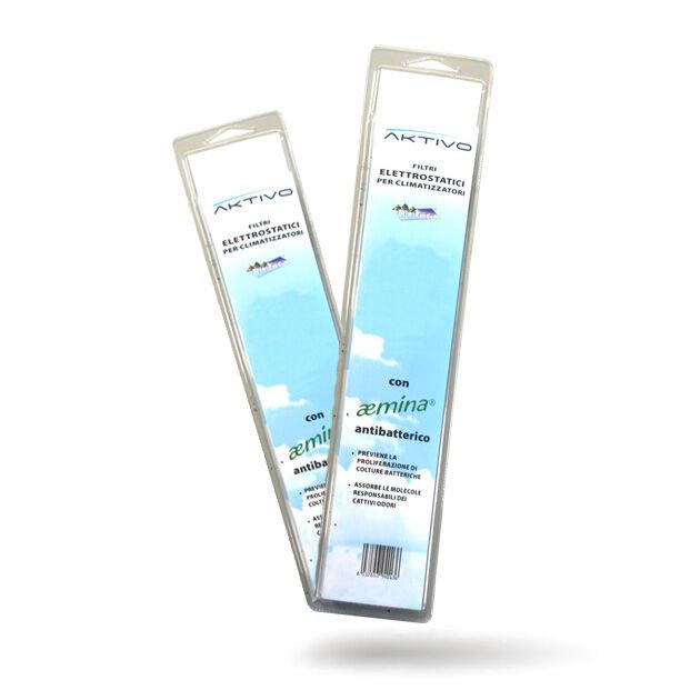 Fintek Filtri condizionatori, climatizzatori Aermec Exw - Sharp