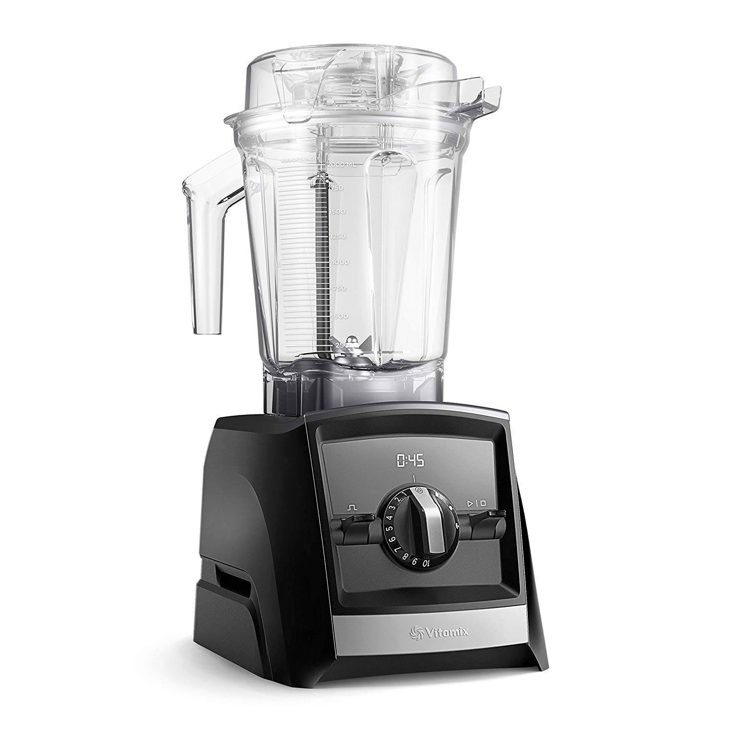 Vitamix Blender Frullatore professionale Ascent 2500i Nero