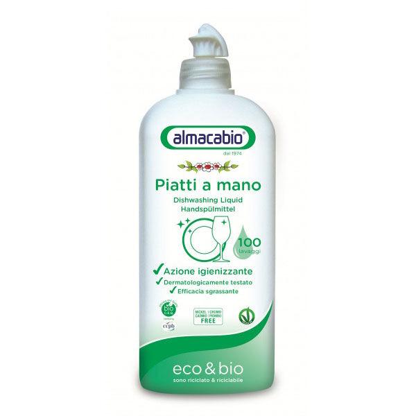 Almacabio Superconcentrato biodegradabile per piatti da 1 Lt.