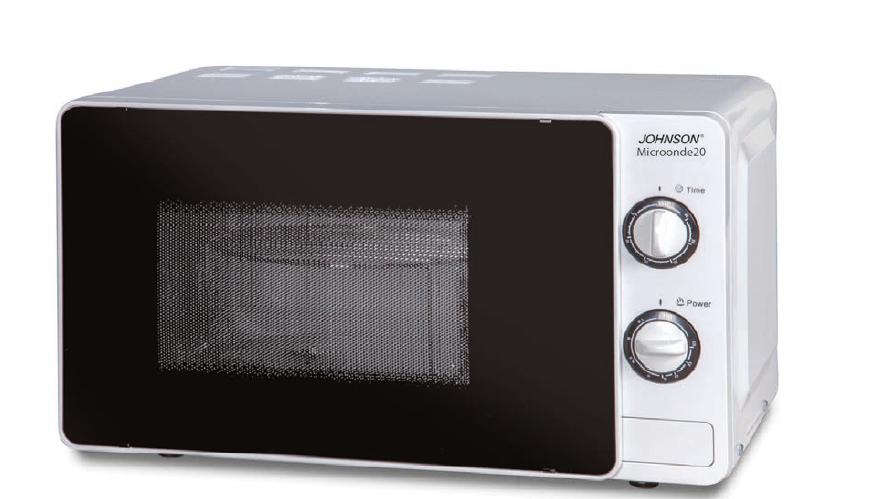 Johnson Microonde 20 forno a microonde combinato 3 in 1