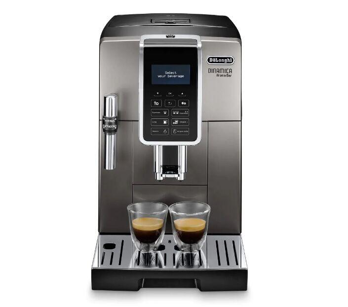 DeLonghi Macchina da caffè automatica de longhi ECAM359.37.TB