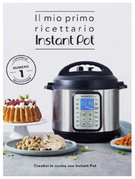 instant pot libro ricette instant pot
