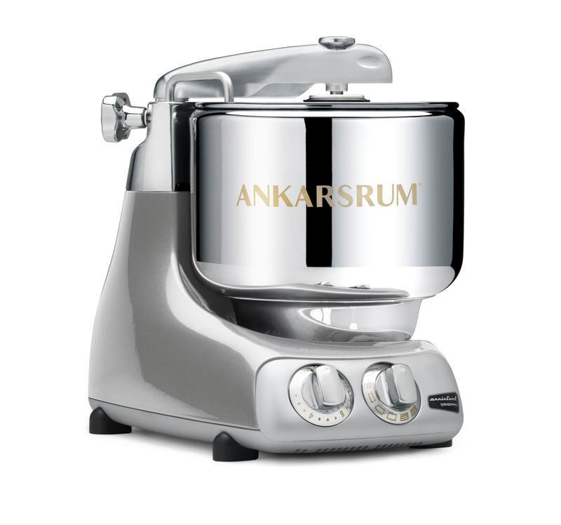 Ankarsrum Impastatrice Ankarsrum Assistant original 6230 silver