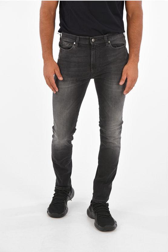 Neil Barrett Jeans Super-Skinny Fit Utlity 16.5 Cm taglia 31