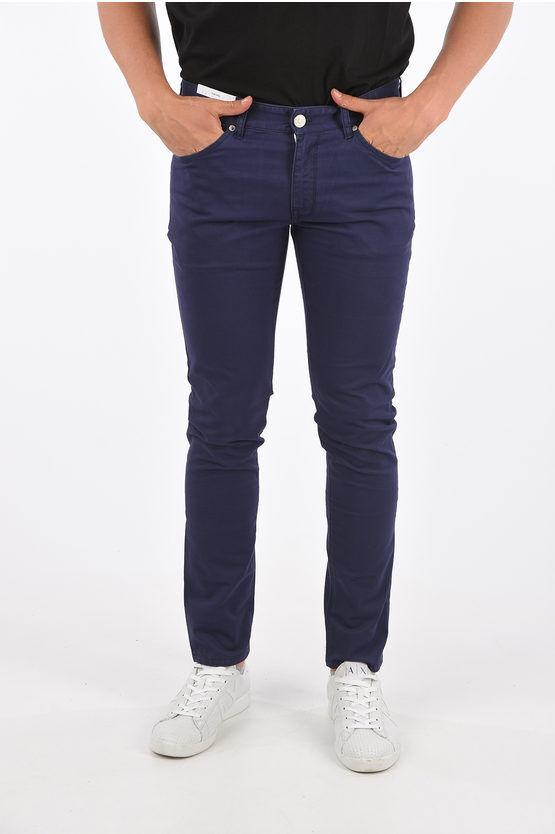 PT Torino pantalone SWING in cotone stretch taglia 36