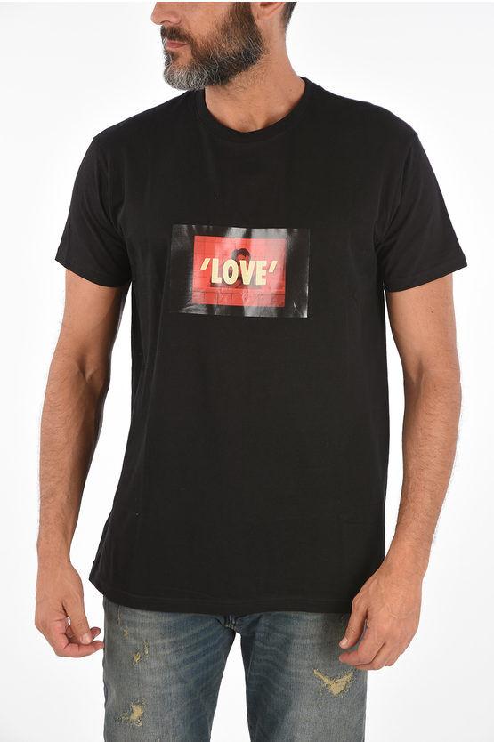Plus Que Ma Vie T-shirt LOVE Girocollo taglia 52
