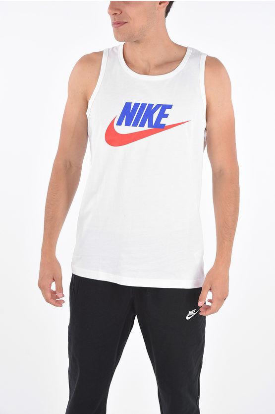 Nike Canottiera Stampata taglia Xs