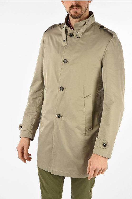 Corneliani CC COLLECTION trench monopetto EMPOLI taglia 50