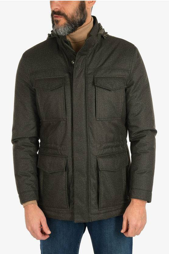 Corneliani ID car jacket ROWER taglia 50