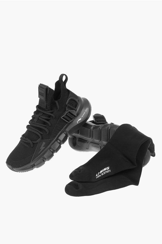 Neil Barrett LI-NING Sneakers ESSENCE 2.3 BOLT in Tessuto taglia 8,5