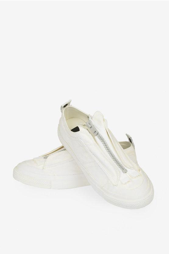 Diesel Sneaker S-ASTICO in tessuto con zip taglia 45