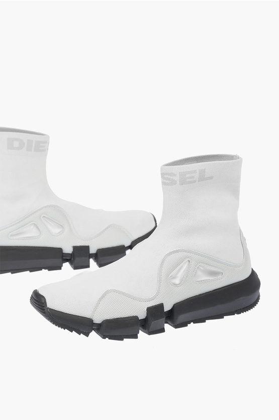 Diesel Sneakers Pull on H-PADOLA HSB in Tessuto taglia 42,5