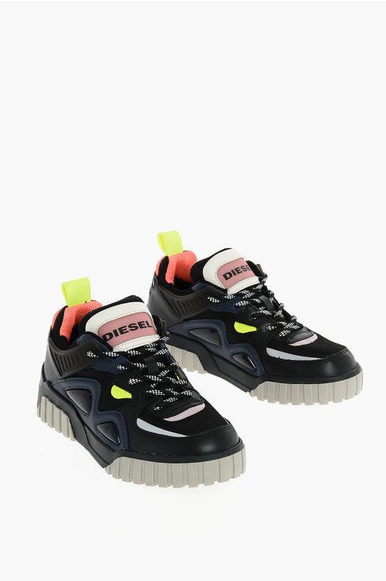 diesel sneakers s-rua sp w in pelle taglia 35,5